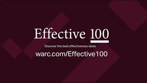 Portugal no Top 25 dos WARC Effective 100