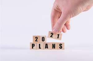 Dez previsões para 2021