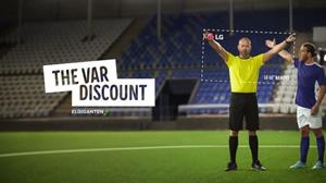 Marca dinamarquesa transforma pedidos de assistência ao VAR em descontos